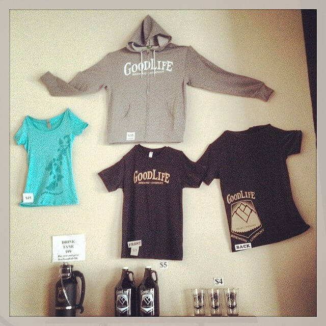 New hoodies are in! Get them now at www.goodlifebrewing.com @goodlifebrewing