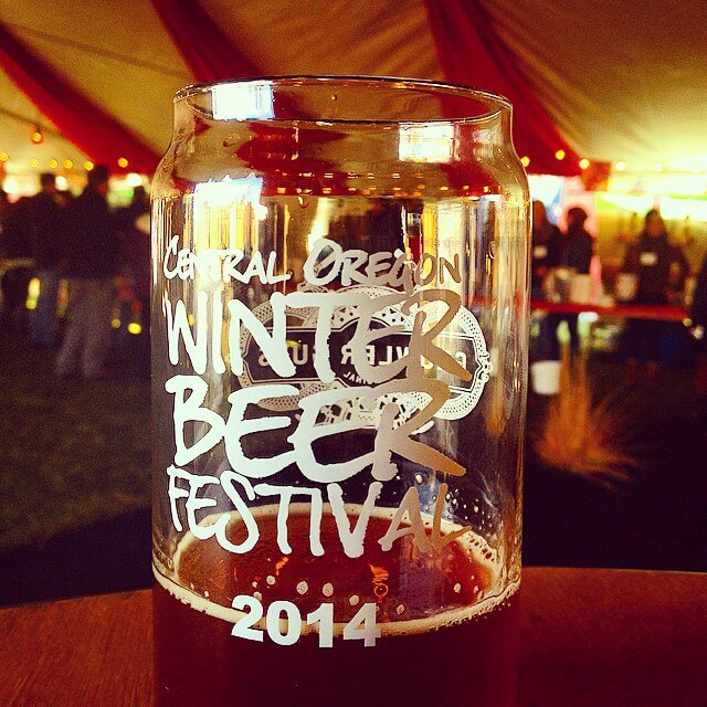 Enjoying Beer At The 2nd Annual Winter Brewfest! Today 1pm