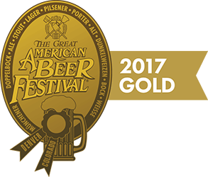 Sweet As won gold at the Great American Beer Festival!