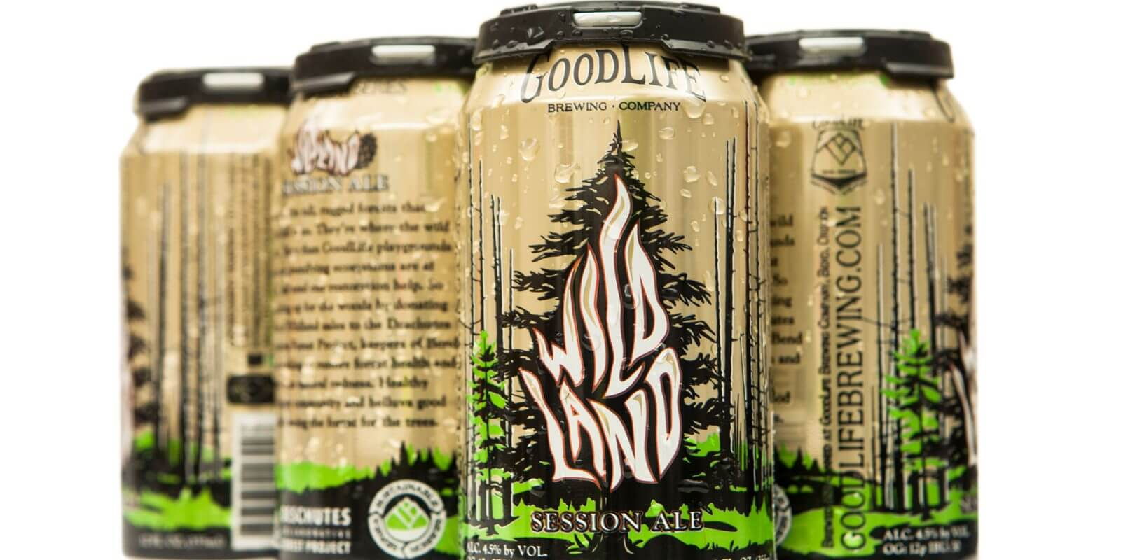 Wild land Bend Oregon Beer