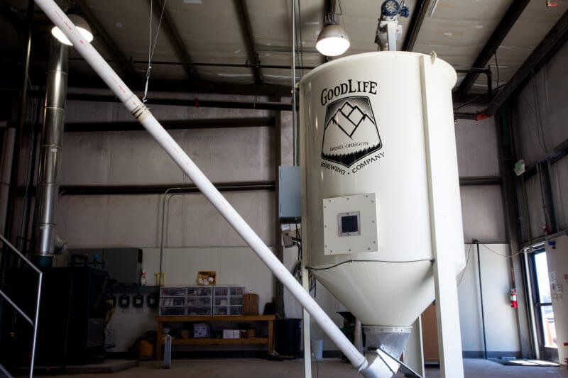 GoodLife brewing beer in Bend, Oregon