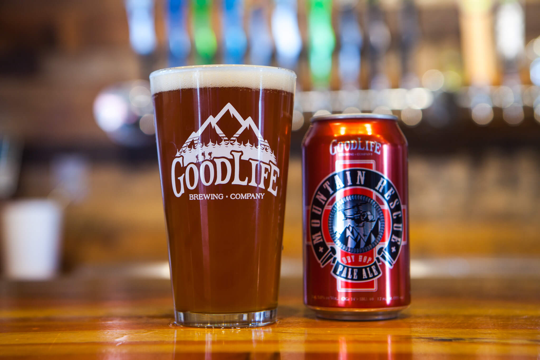 Goodlife Brewing Great Bend Beer In Oregon