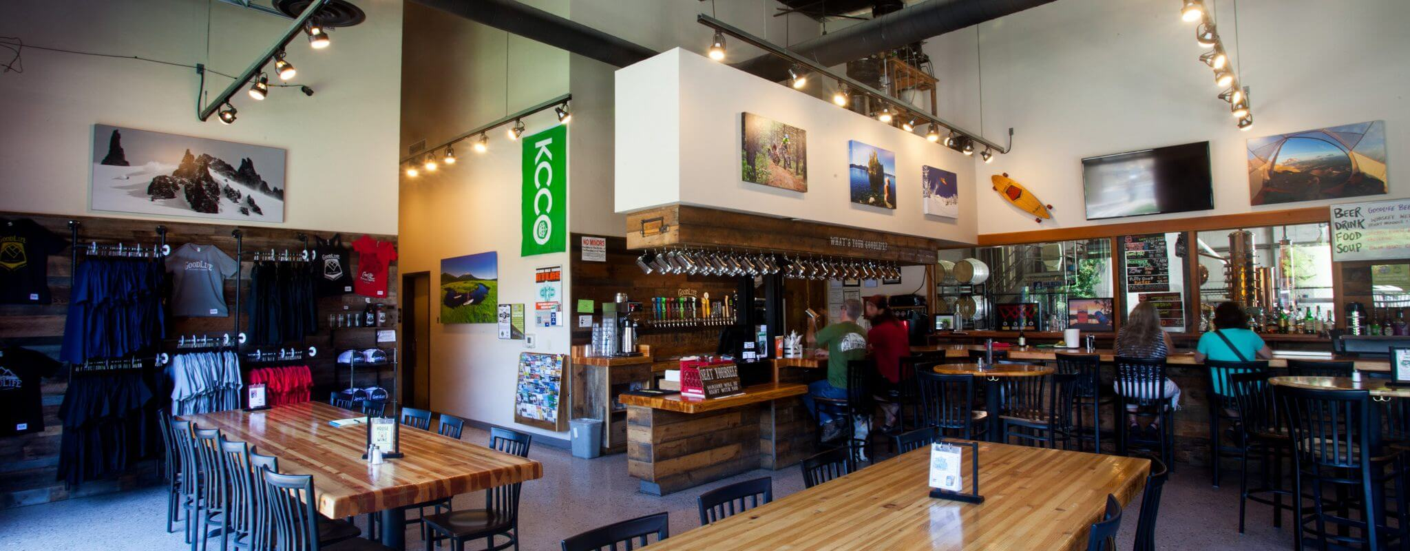 Bend, Oregon restaurant and beirhall