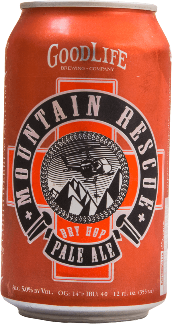 Mountain Rescue Dry Hop Pale Ale