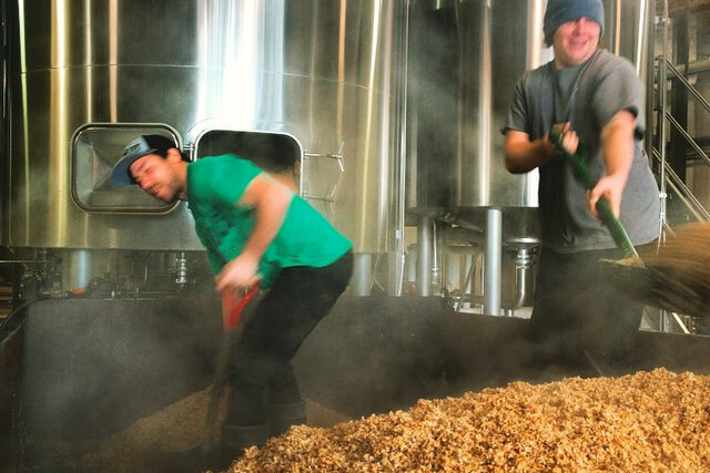 The art of brewing Bend beer