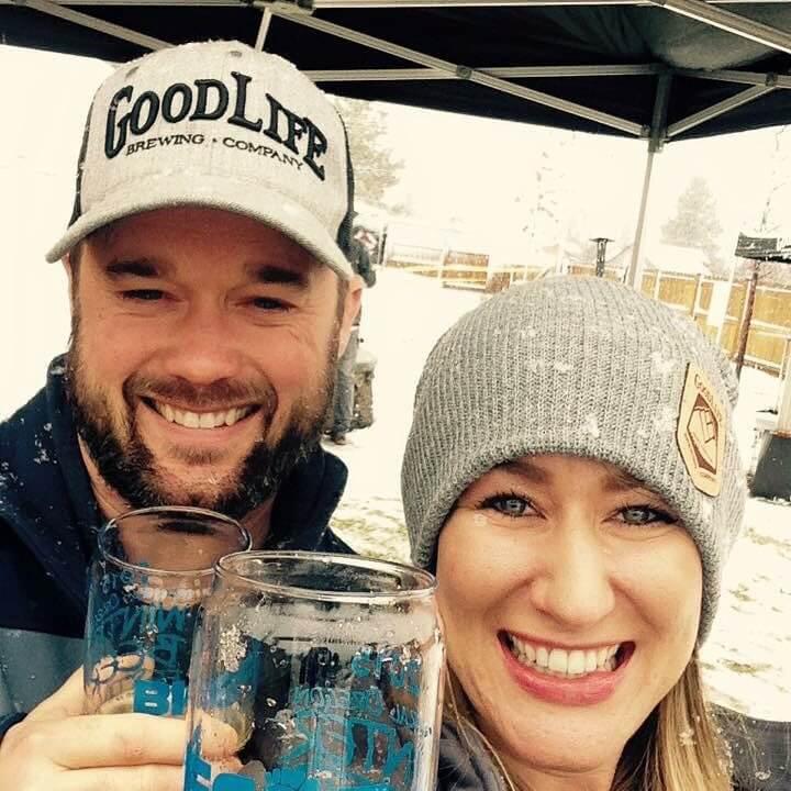 Living the GoodLife! #oregonbeer #craftbeer #winterbeer #inbend #goodlife #brewerylife #brewfest #bendbeer