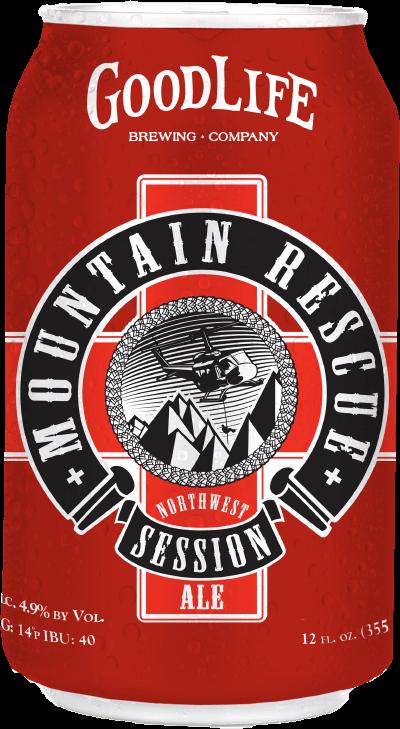 Mountain Rescue Northwest Session Ale