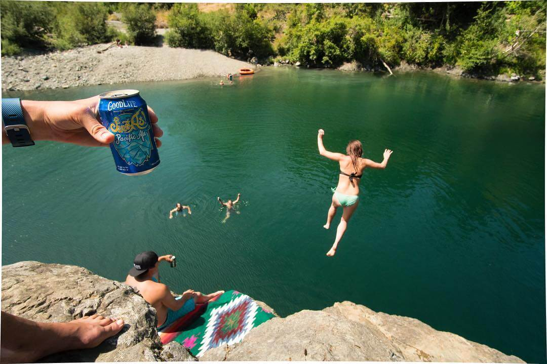 Enjoy this Central Oregon Bend beer and jump into the best tasting Oregon beer!