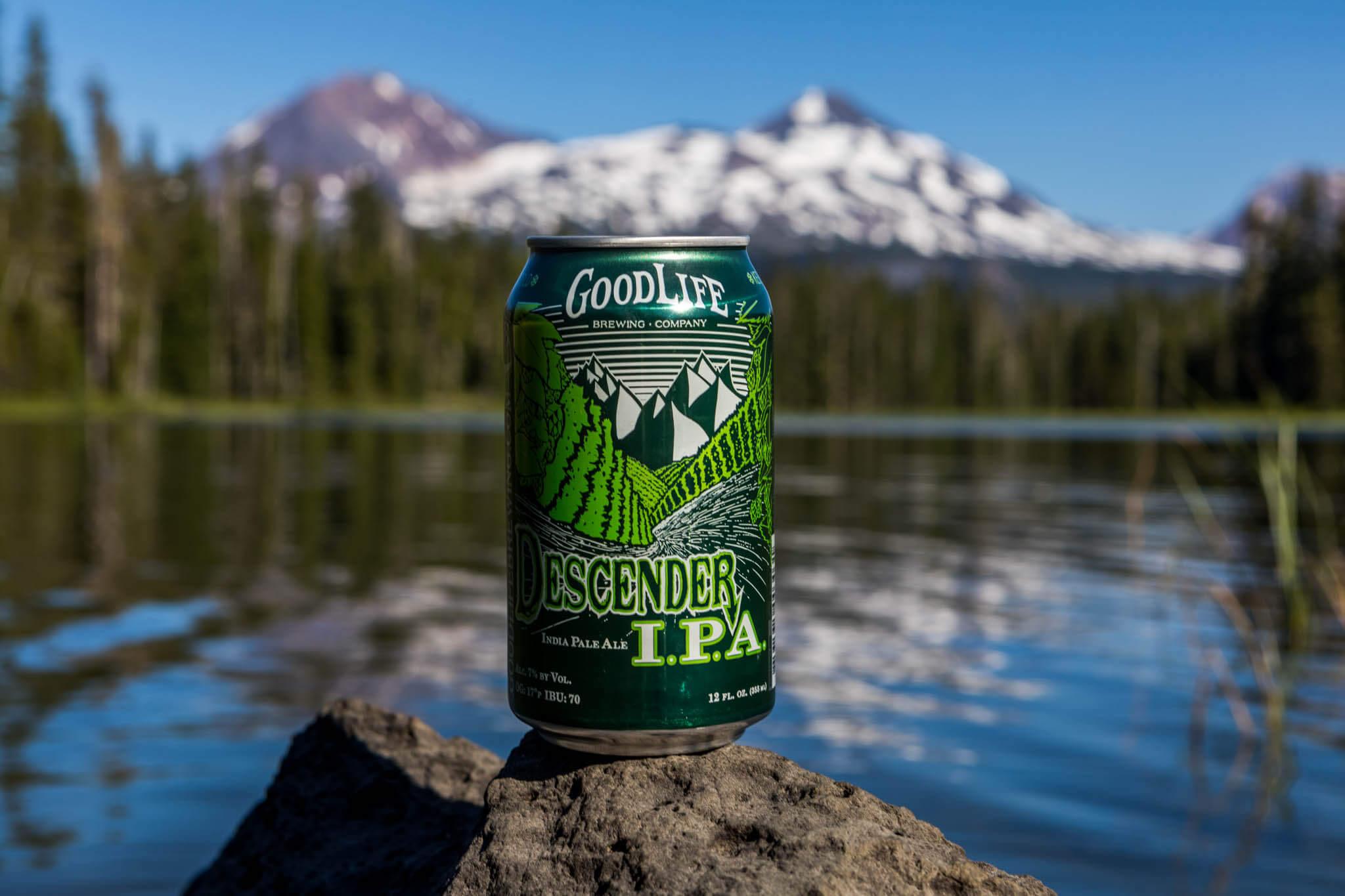 Descender - Bend Beer - The GoodLife