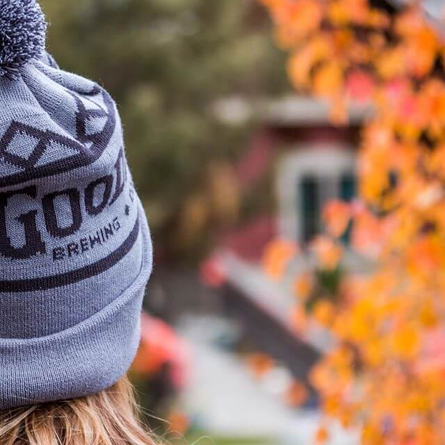 Check out our new Fall/Winter merchandise that's now available in the pub and our online store. Click the link in our bio to get yours now!