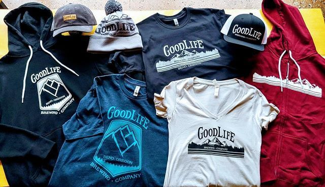 Our Holiday Sale is going on now through the weekend! All items are 25% off in our Tasting Room and Online. Use Coupon Code: good25 at checkout. https://www.goodlifebrewing.com/shop