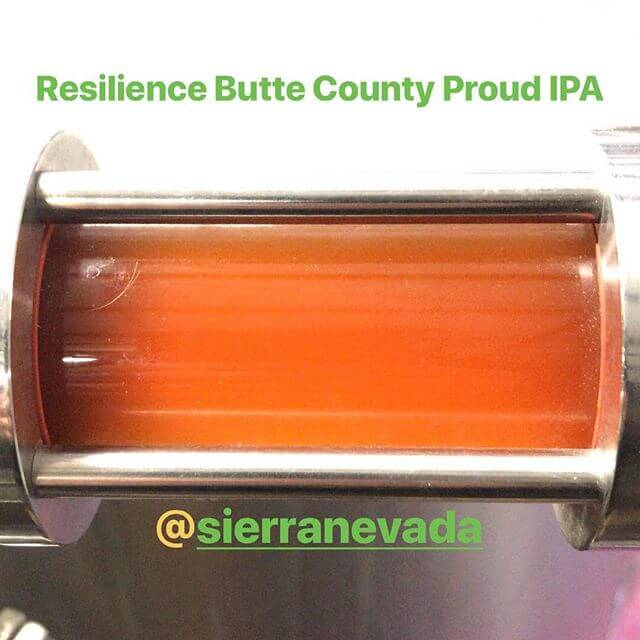 We are proud to be one of the 900+ breweries across #america today that teamed up with @sierranevada to brew Resilience Butte County Proud IPA to raise funds for the Camp Fire in Paradise, CA. As you know, this fire struck home for us and affected our GoodLife family personally, so we are proud to donate 100% of the proceeds to the relief fund. This will be draft only in the pub so be on the lookout for more information in about 14 days!