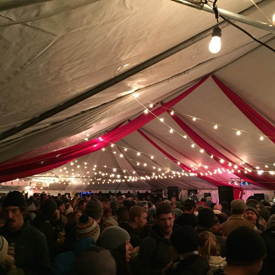 We are 48 hours away from the 6th Annual Central Oregon Winter Beer Festival presented by @bigfootbeverages. Beers get tapped at 2pm on Saturday and Tone Red is playing live from 4:30pm-7pm. Admission is $15 for a mug and 5 drink tokens. @cvttents will be showcasing their awesome #overland gear, @procaliber_bend will have a #timbersled and #snowmobile there, and @skjersaas will be waxing skis and snowboards for $5. @dasbrat.wagen  @parrillagrillbend and @bigskispierogi will have their food carts there so grab your friends and come on out this Saturday!