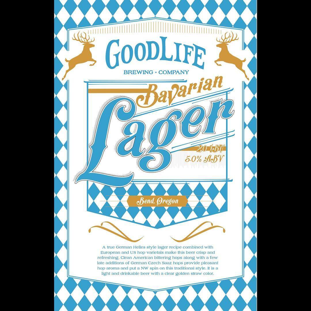 We are proud to announce we are going to be brewing Bavarian Lager on draft full-time this year! It's a true Helles style lager and at 5% ABV, it's a super drinkable beer! Be on the lookout for it at a bar near you!