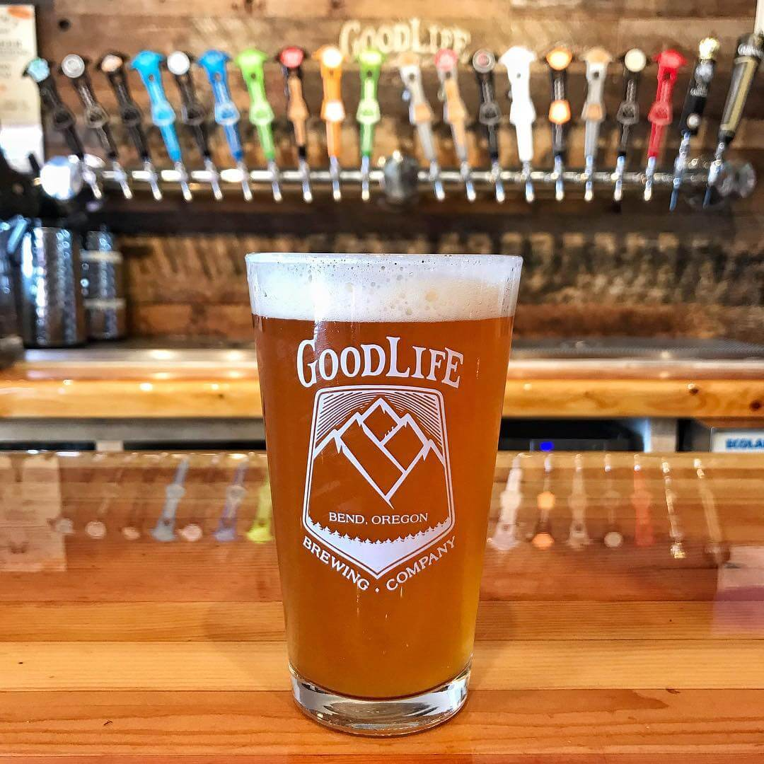 Now on tap in the pub, and just in time for Locals Day today: ID7 Dry Hopped Pale Ale. ID7 is 6.2% ABV and has a rich golden color that compliments the aesthetic haze created using a triple dry hop of Idaho 7 and Meridian hops. Complimented by the clean ferment of our house American Ale yeast, this beer is medium to full bodied. With crisp and clean flavors/aromas of Lemon Tea, Apricot, Pear, and Grapefruit, this beer is light and cozy at the same time. Come try it before it's gone!