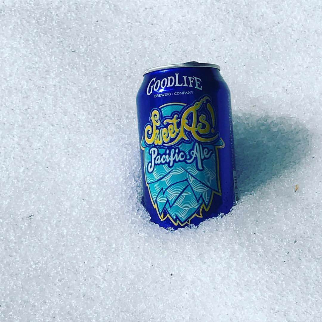 Natural coolers are the best coolers 📸: @anreesez #whatsyourgoodlife #sweetaspacificale