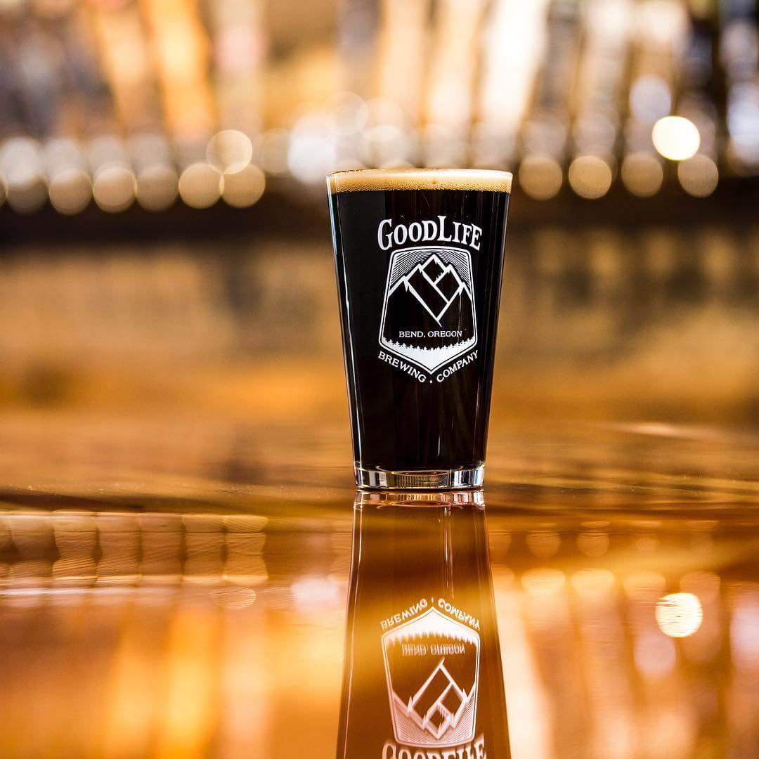 One of our employees favorite beers is Pass Stout, and here's a pint looking might delicious! 📸: @dangersoup #whatsyourgoodlife #passstout