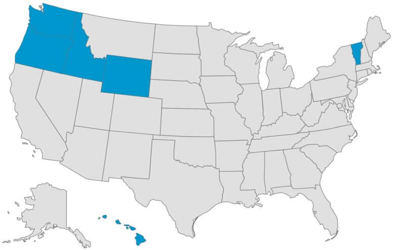 GoodLife Distribution in the United States of America