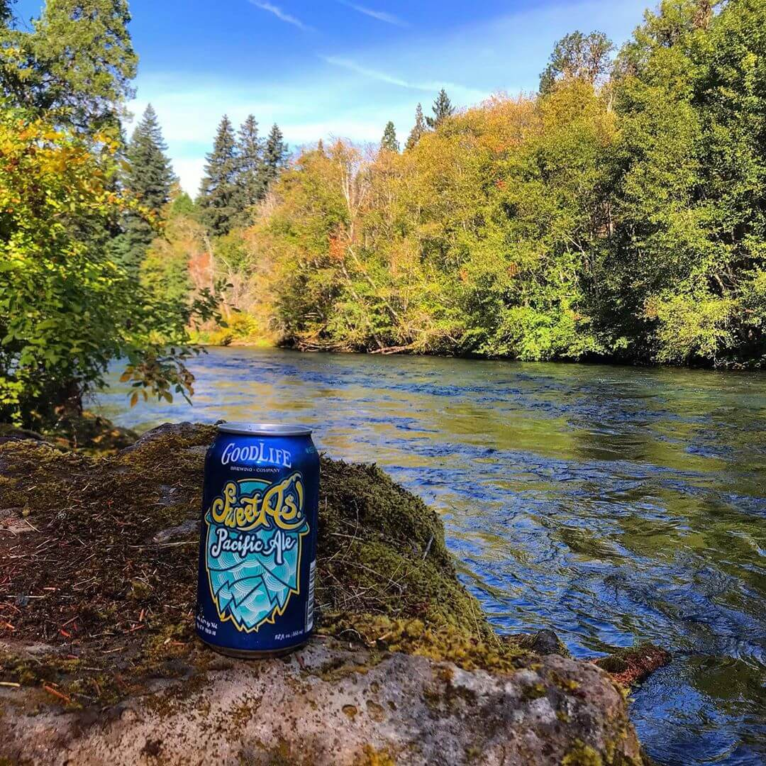 Fall is here and the weather has changed but we hope you made the most of the weekend and had a sweet as time! #goodlifebrewing #sweetaspacificale