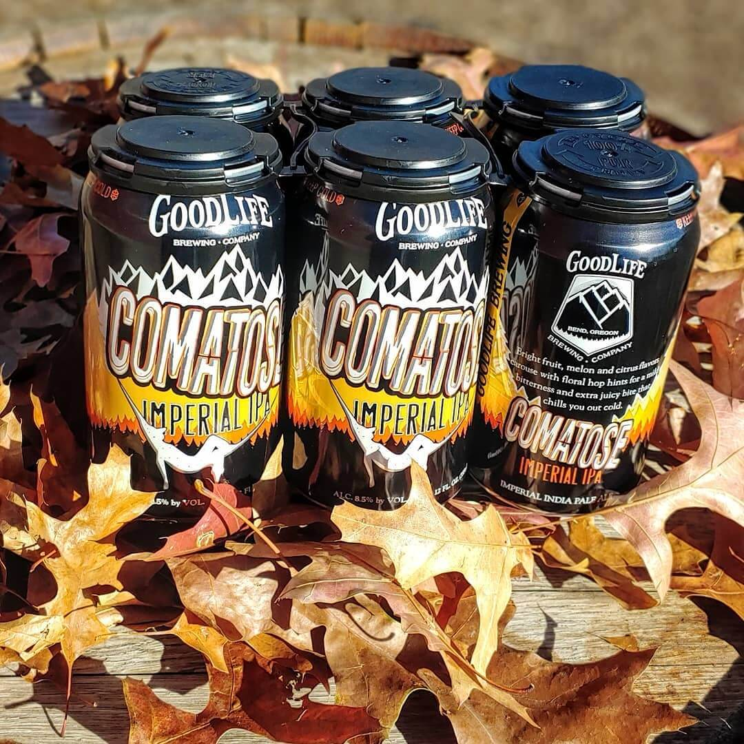 Don't you just love fall! Leaves are falling, and the crisp air keeps your beer colder longer! 🍻