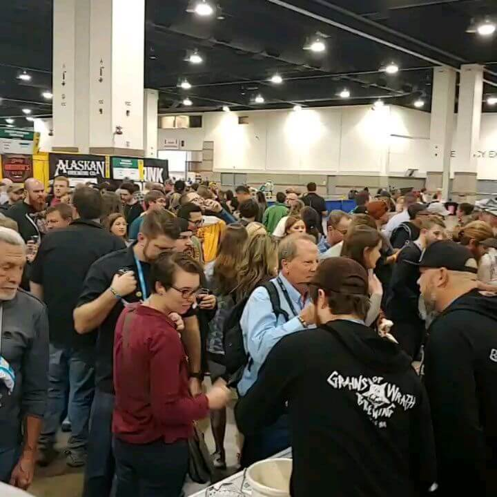 Great American Beer Festival 2019! Let the party begin!! 🍻🍻🍻