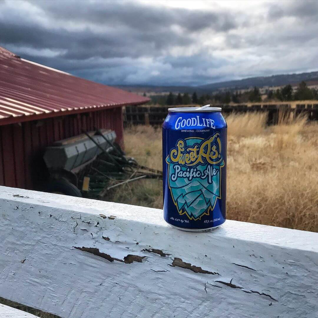 We hope you had a sweet as weekend and got out and had some fun! #goodlifebrewing #sweetaspacificale