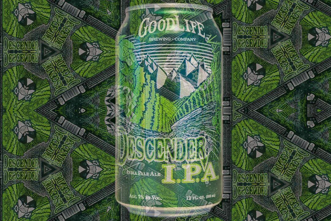 Descender IPA: a classic IPA! #whatsyourgoodlife #descenderipa