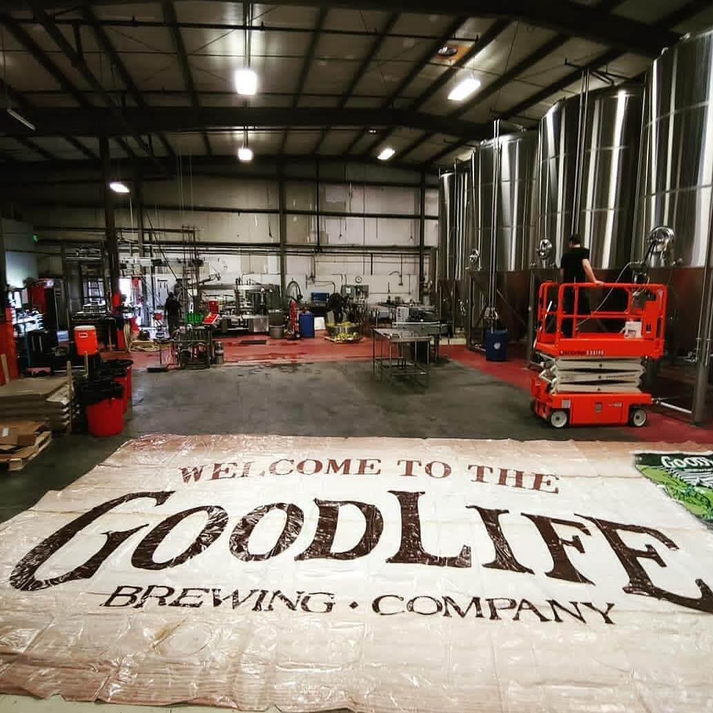Welcome to the GoodLife and the place where it all happens! 🍻🍻