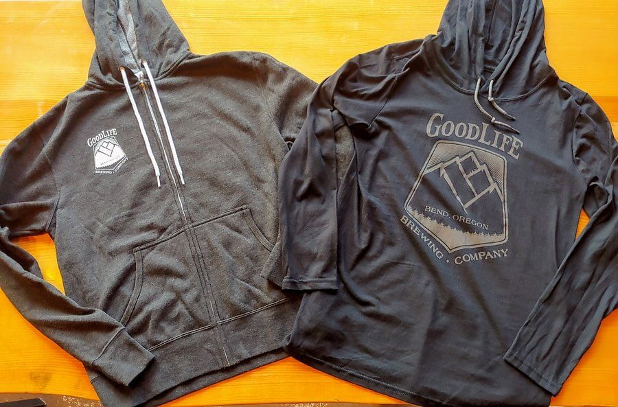 We're having a Holiday Sale online and in the Tasting Room from Thursday until the end of day Monday. 25% off all merchandise with automatic promo code thankyou. Head to www.goodlifebrewing.com to get your hands on some fresh new swag! Also, the pub will be closed tomorrow for Thanksgiving but we are doing Locals Day pricing on beer today and Friday for your benefit!