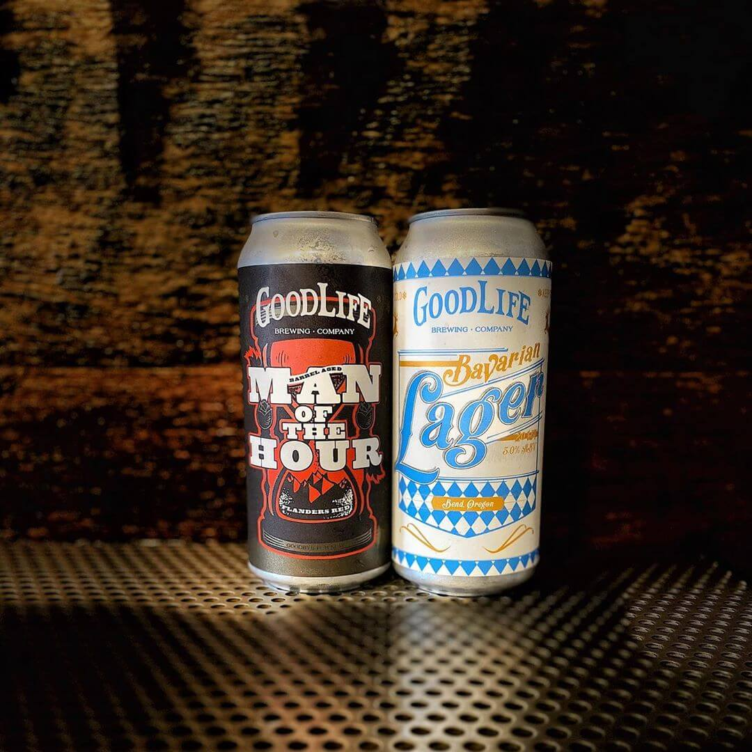 We just canned some more Man of the Hour Flanders Red and Bavarian Lager crowlers for your enjoyment so come on down after work or the mountain to enjoy some fresh beer and grab a crowler to take home! #whatsyourgoodlife