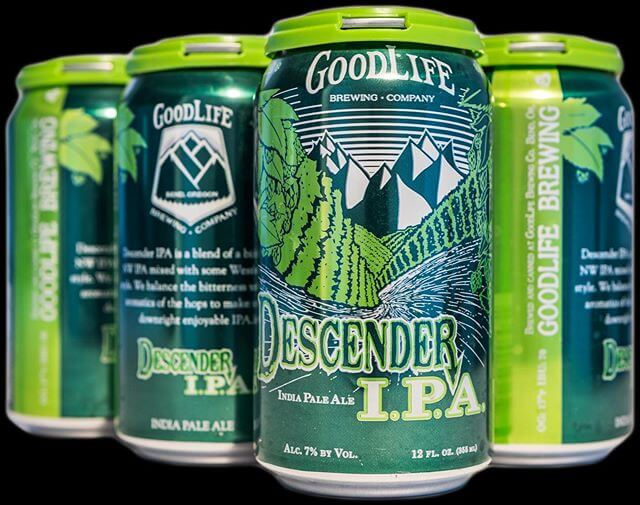 A tried and true classic – Descender IPA is still the can to reach for in the fridge! #descenderipa