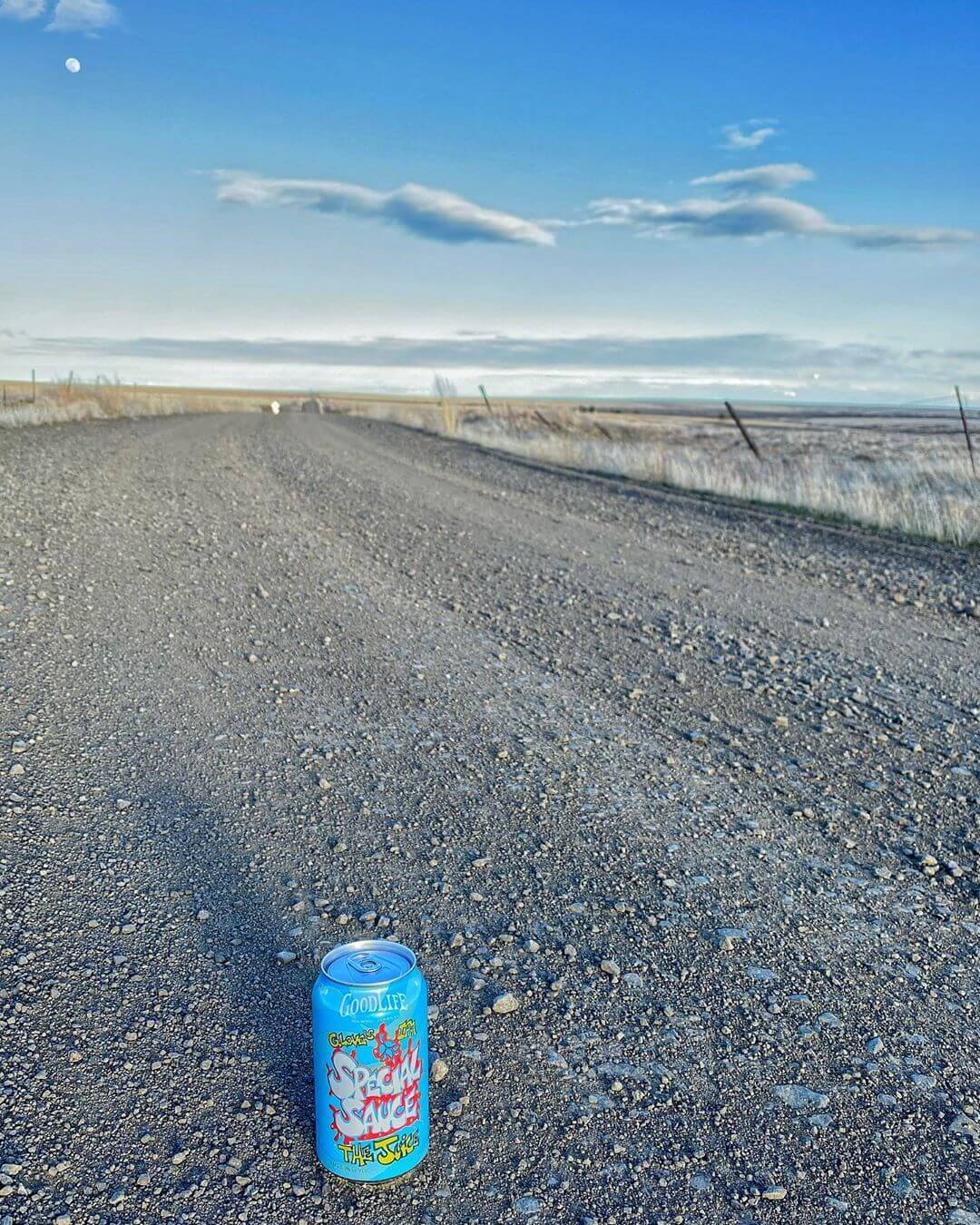 Country roads, take me home! #goodlifebrewing #thejuiceipa