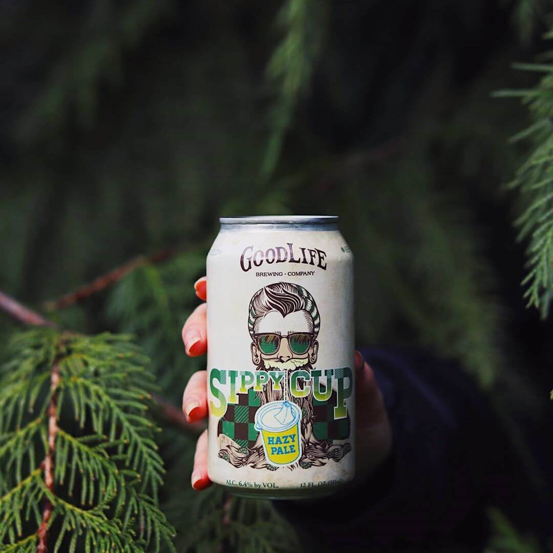 Have you tried Sippy Cup Hazy Pale in a can yet? It's great for a walk in the woods, working from home or just to simply enjoy. Available is six packs now!
