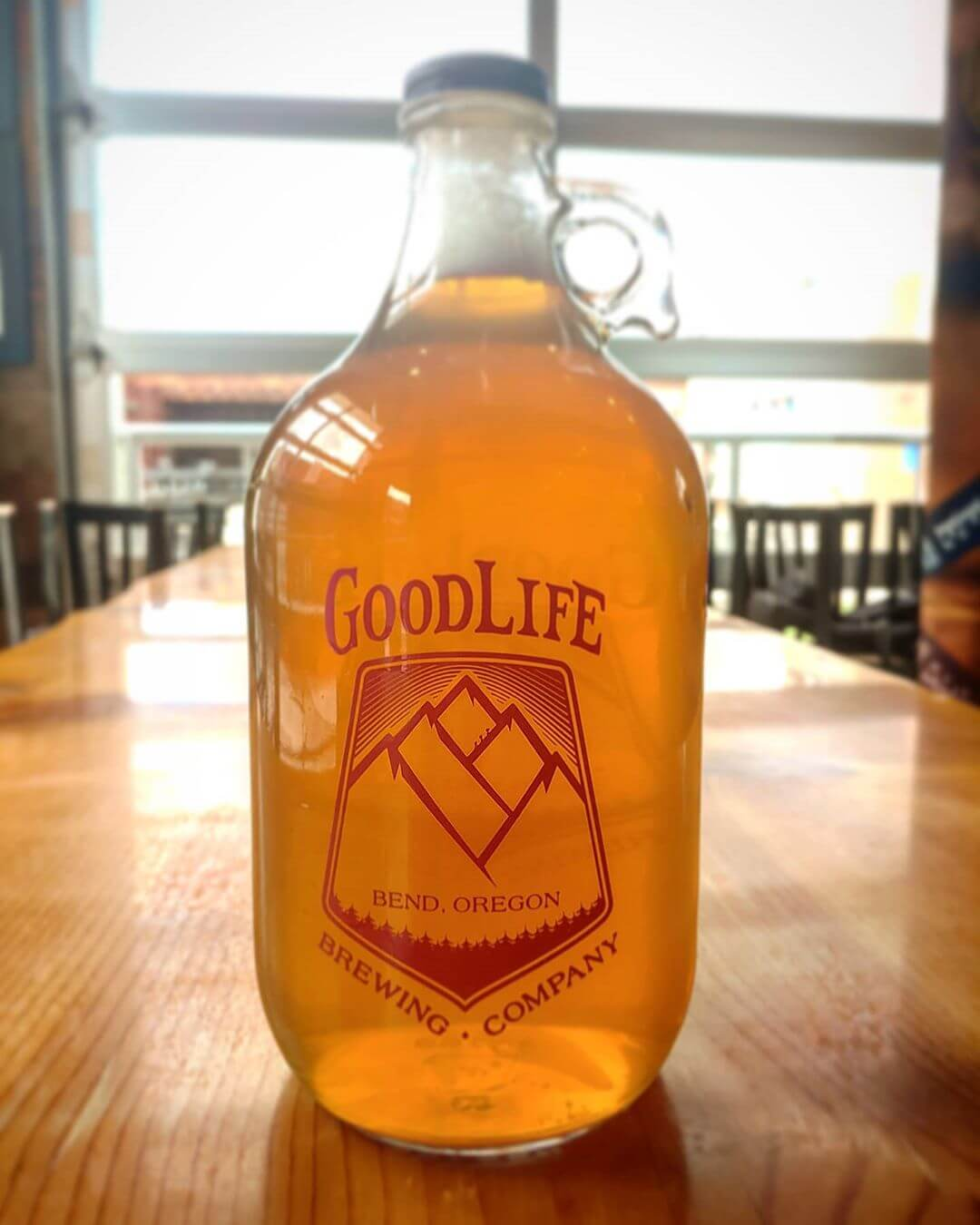 Looks so refreshing doesn't it. 🤤  Come by today 1pm-6pm and pick up a growler or two.  Todays Growler Fills -$12 *includes glass – Sweet As! Pacific Ale – Descender IPA – G. love's Special Sauce The Juice IPA – Tie One One Session Ale – Bavarian Lager – WildLand Blonde Ale – Barrel Aged Golden Sour Lager $18  Plus $5 16oz Specialty Cans And $10 12oz Six-Packs