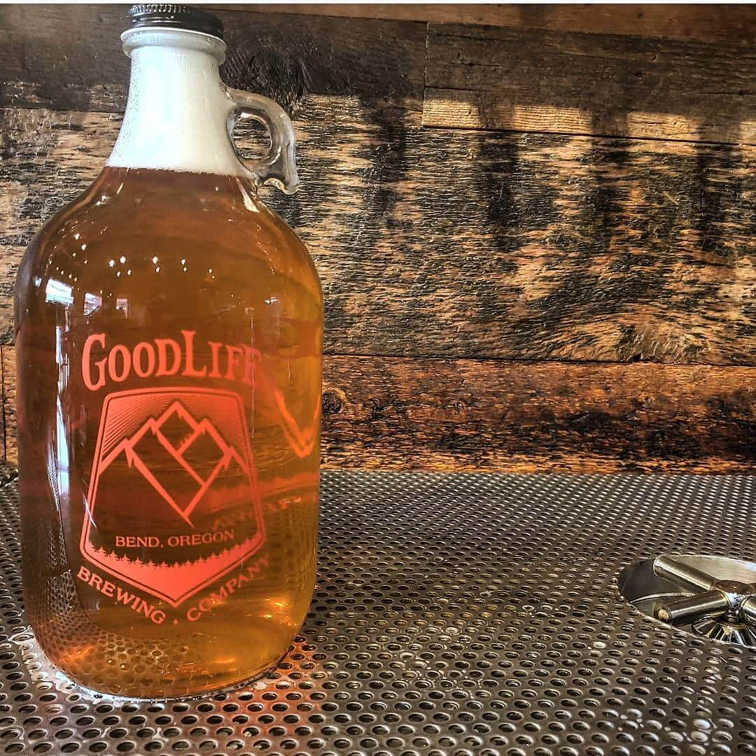 "To-Go Growlers are back!  We are not filling personal growlers at this time. Price includes glass. $12 Growler of Sweet As! Pacific Ale, Descender IPA, WildLand, Tie One One and G. Loves Special Sauce ""The Juice IPA""  Other Beer To-Go options include 12oz six-packs, 16oz Pub Only and Specialty Cans, Cases, Kegs and Bottles.  Come on by 1pm- 6pm Wed-Sun!"