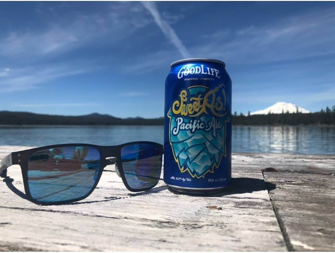 Sweet As is a perfect beer for living that GoodLife 🤙📷: Cody Springer