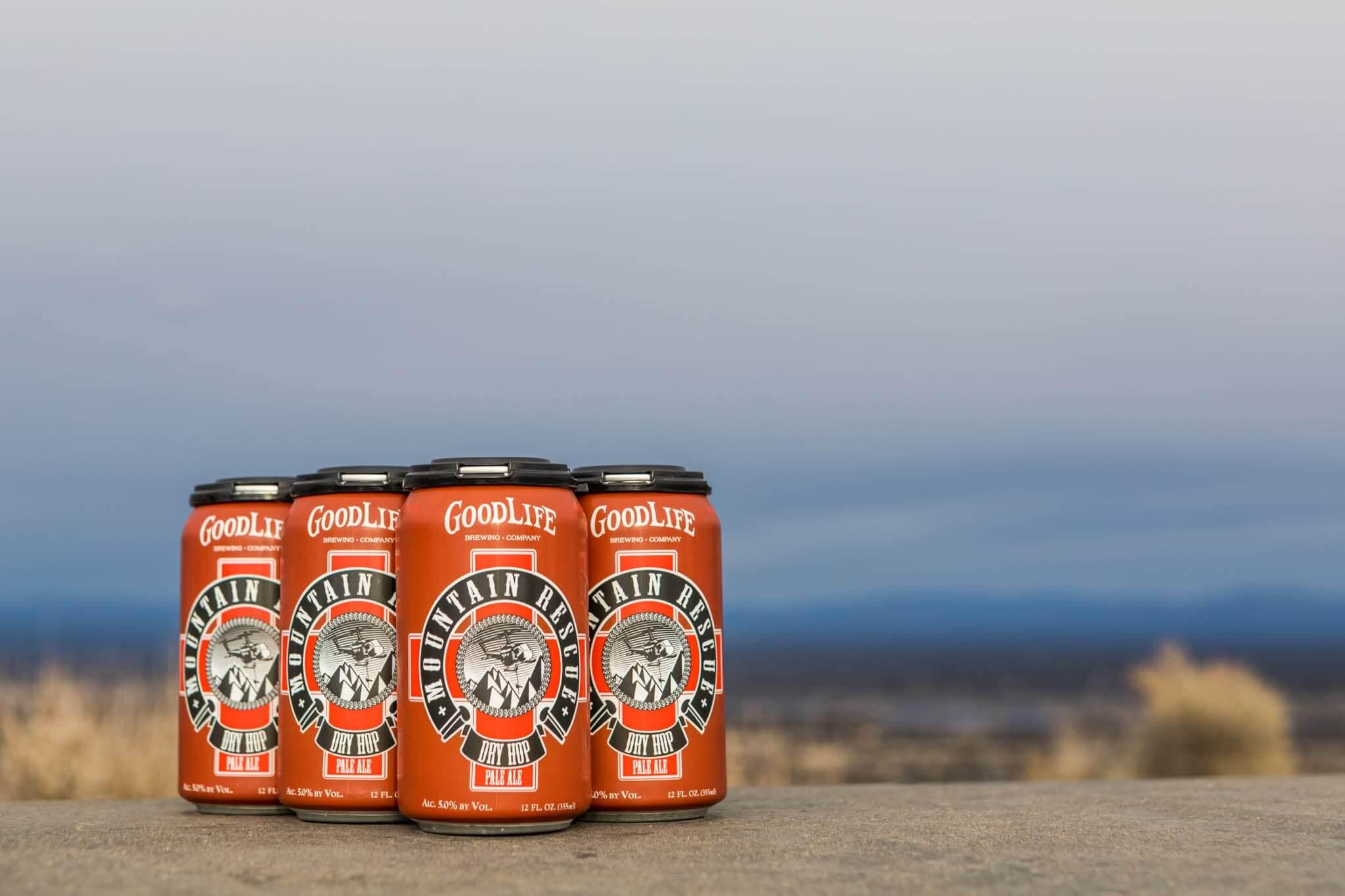 Mountain Rescue Dry Hop Pale Ale