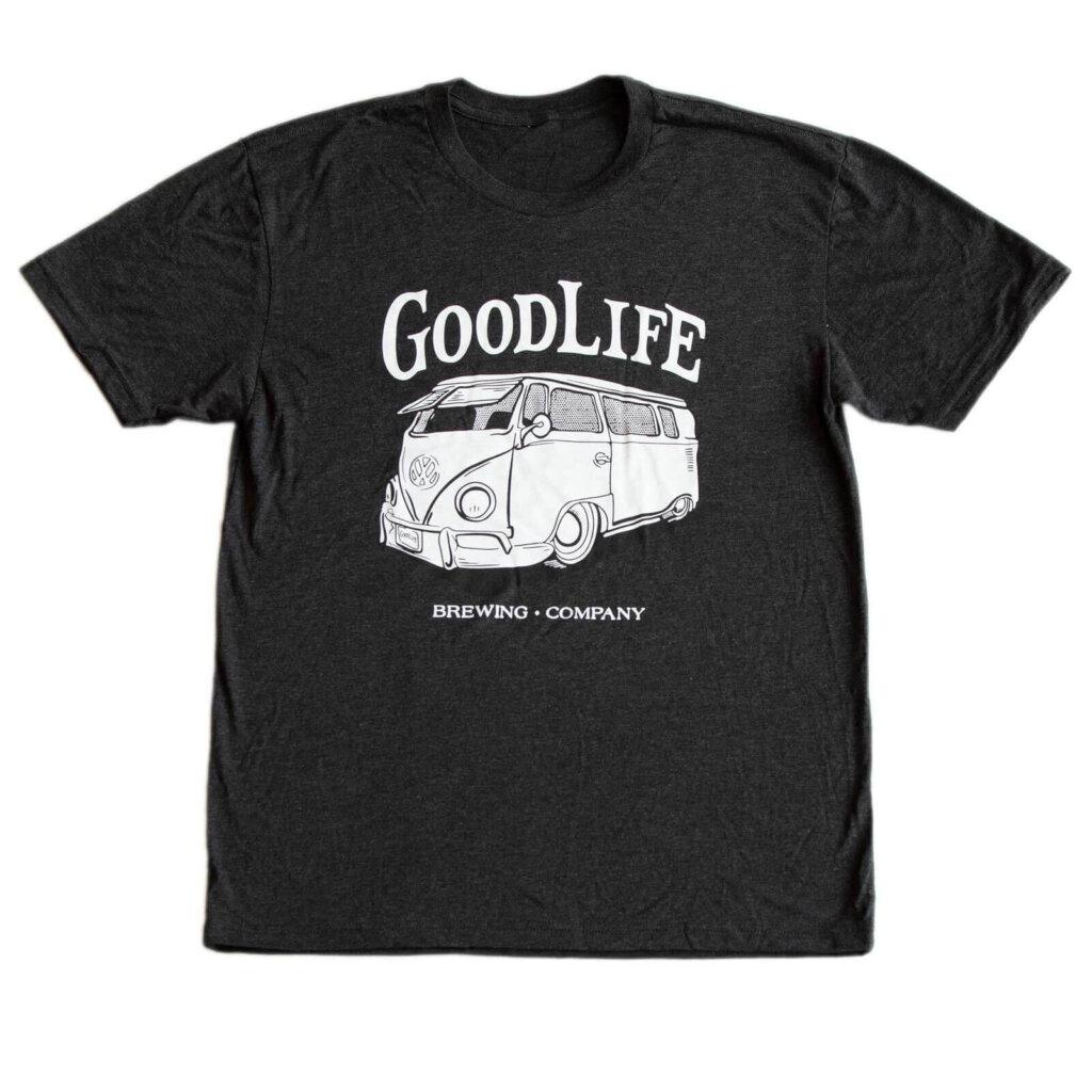 GoodLife Bus Tee Vintage