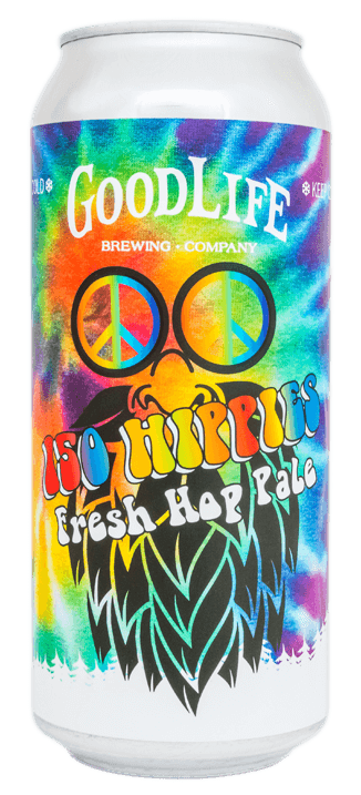 GoodLife Brewing Company 150 Hippies Fresh Hop Pale Ale